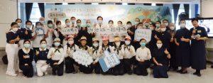 台北慈院環保特展-與地球一起呼吸!