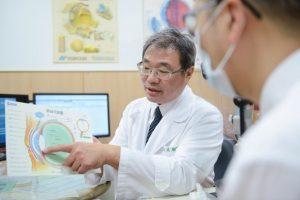 藥物過敏近視度數驟增 350變1100度